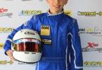 Luca Maisch ADAC Kart Masters Hahn 2014