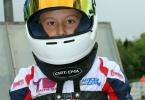 Luca Maisch ADAC Kart Masters Hahn 2015